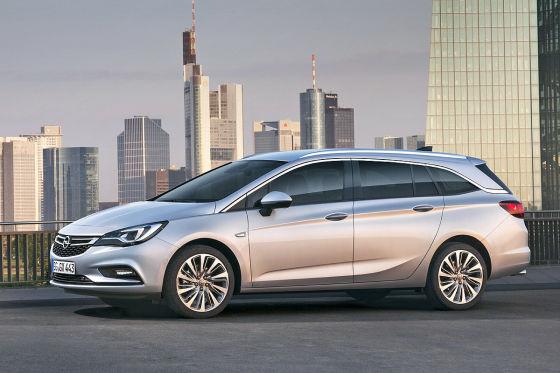 Opel fährt im grünen Bereich