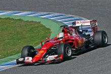 Vettel zweimal Schnellster
