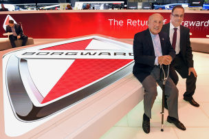Borgward kündigt SUV an