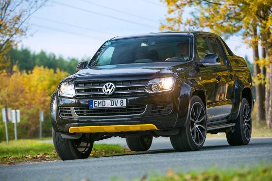 MTM VW Amarok V8 Passion