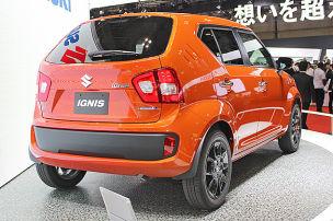 Suzuki Ignis (2016): Vorstellung