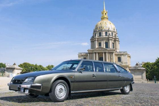 Auktion Citro 235 N Cx Honecker Stretchlimo Auto Bild Klassik