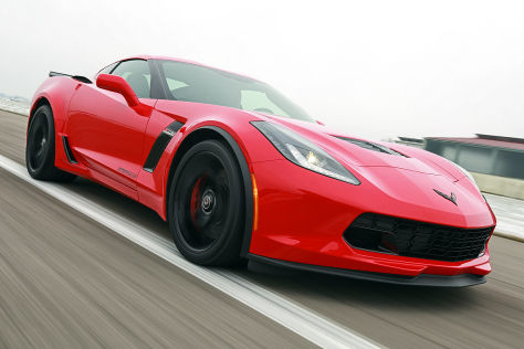 Corvette Z06: Fahrbericht