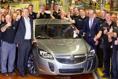Opel: Holden Insignia aus Rüsselsheim