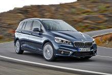 BMW 2er als Siebensitzer