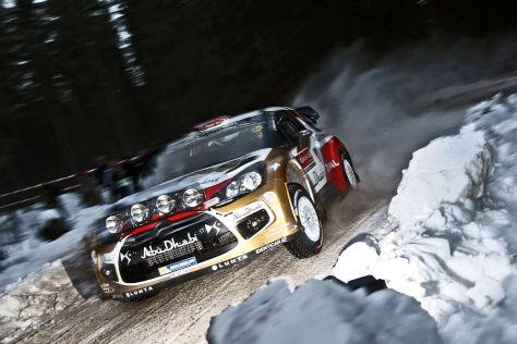 Rallye Finnland Michelin