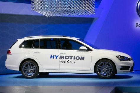 VW kauft Brennstoffzellen-Patente