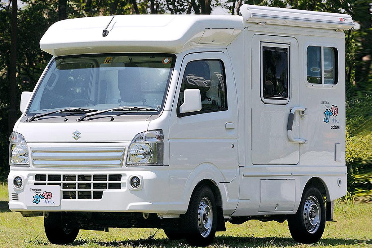 Suzuki Micro Van