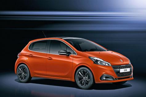 Peugeot 208 Faclift (Genf 2015): Vorstellung