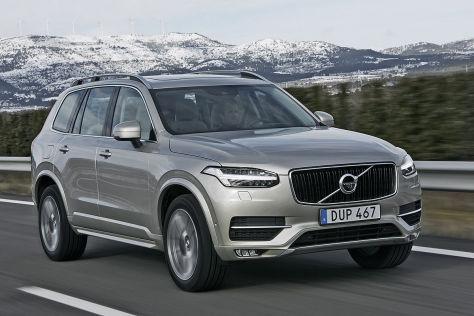 Volvo XC90 (2015): Fahrbericht