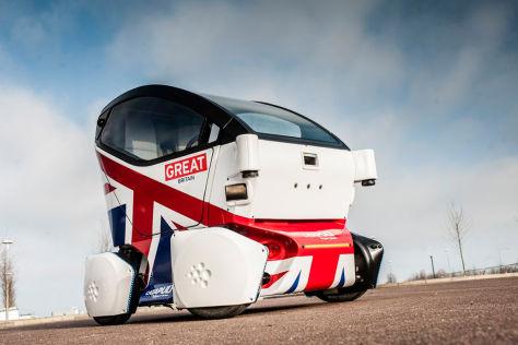 Großbritannien erlaubt Tests ohne Fahrer