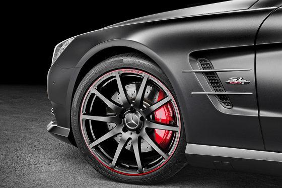 Mercedes Special Edition SL Mille Miglia 417