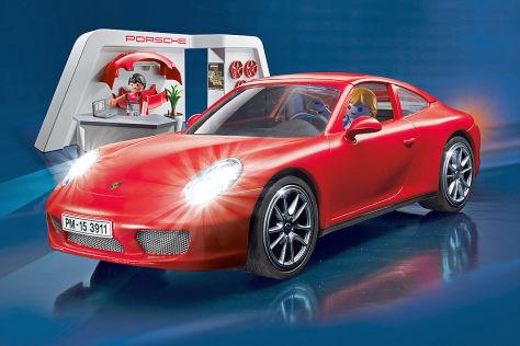 Porsche 911 Carrera S von Playmobil