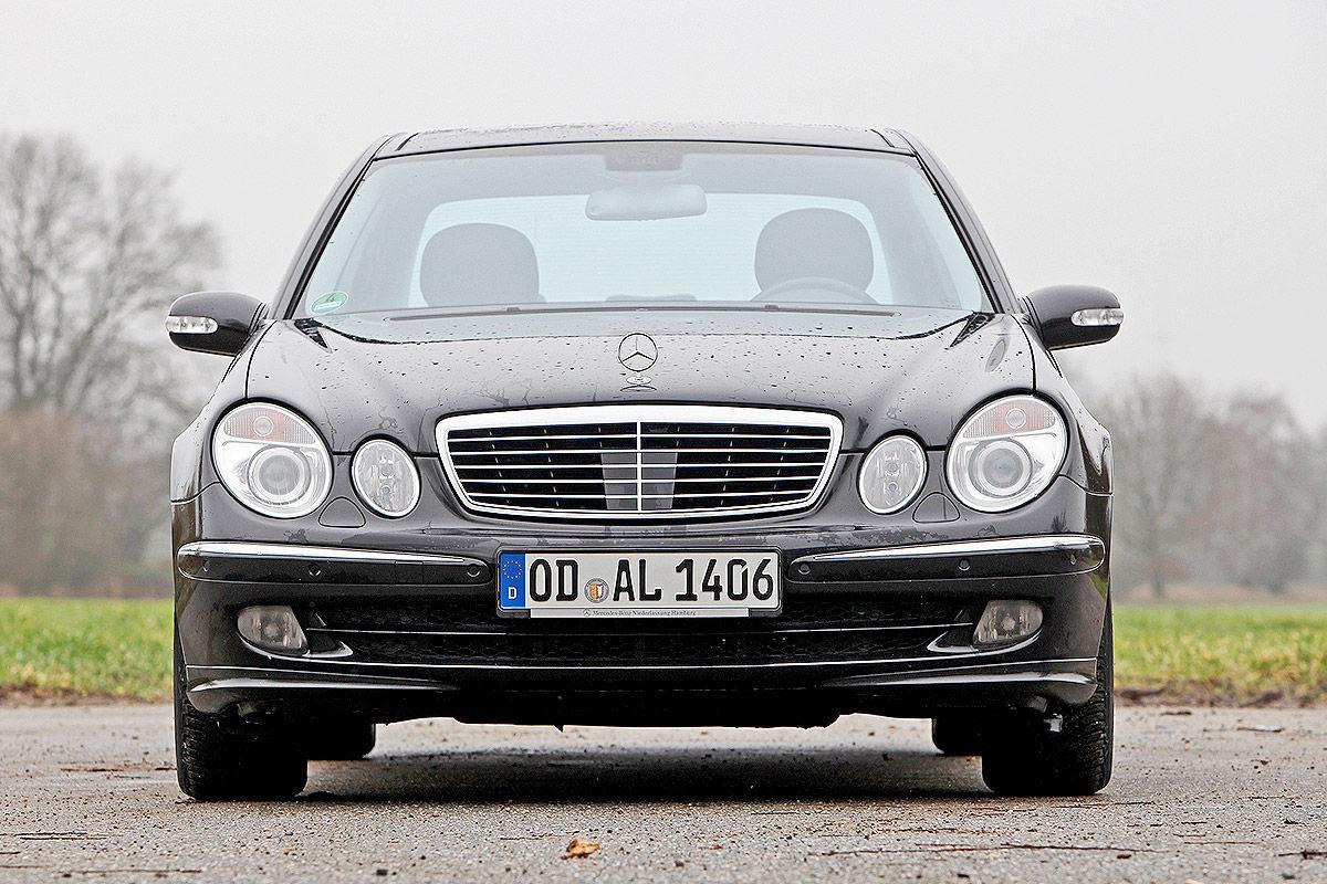 Gebrauchte Mercedes E Klasse W211 im Test Bilder autobild