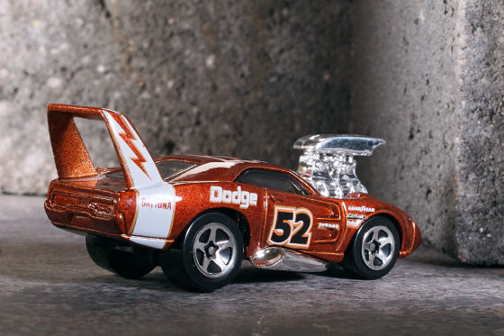1970 Dodge Daytona   Hot Wheels