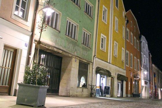 Das vergessene Autohaus von Passau
