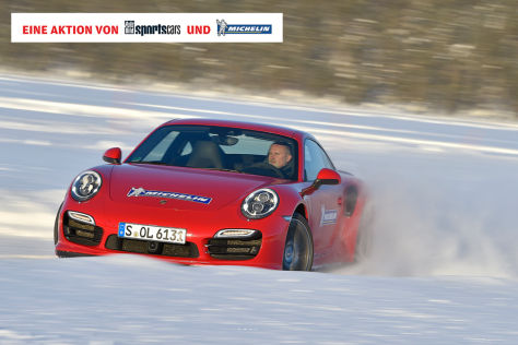 Michelin Winter Experience