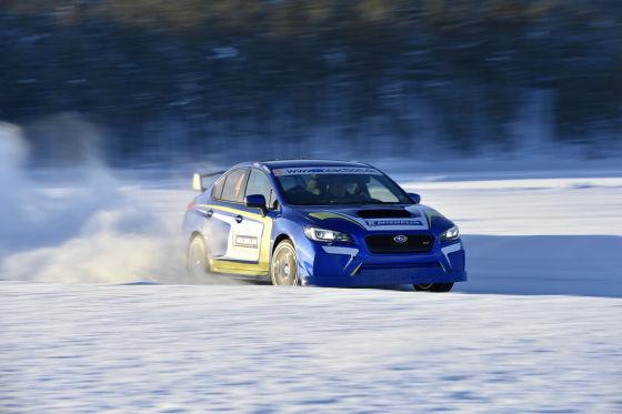 Michelin Winter Experience