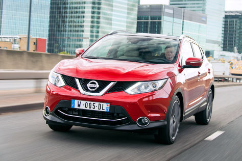 Nissan Qashqai 1.6 DIG-T: Fahrbericht