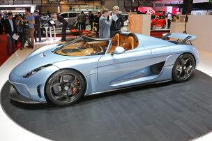 Das stärkste Auto der Welt?