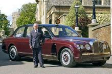 Die Queen sucht einen Chauffeur
