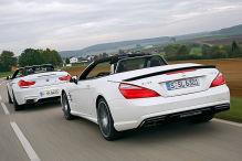 Luxus-Cabrios mit V8-Biturbo
