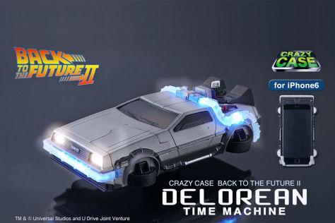 Handyhülle DeLorean für iPhone 6