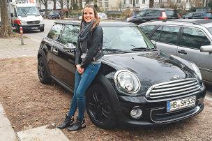 Carsharing mit Privatwagen