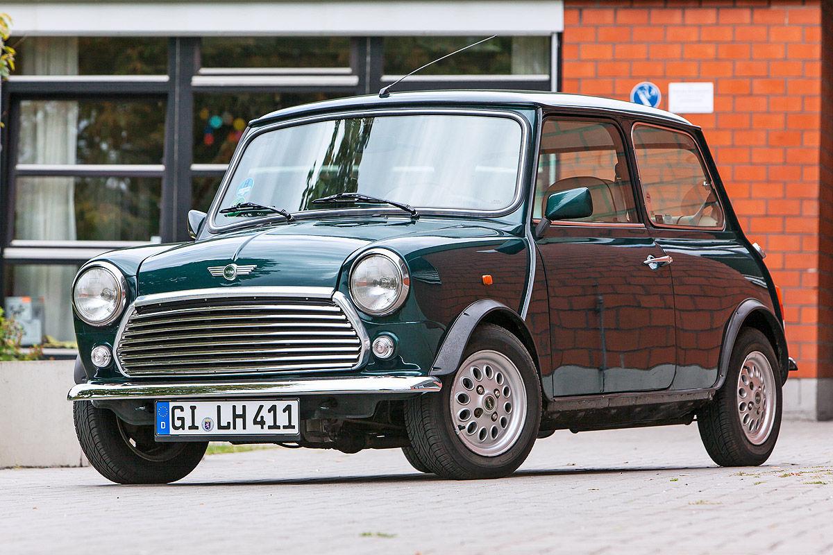 Mini Cooper 1.3