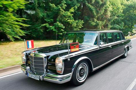 Mercedes Pullman 600