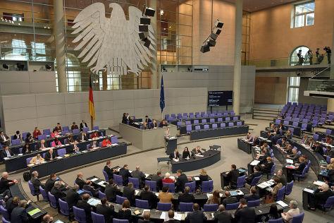 Maut-Debatte im Bundestag