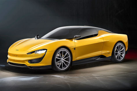 Magna Mila Plus: Autosalon Genf 2015