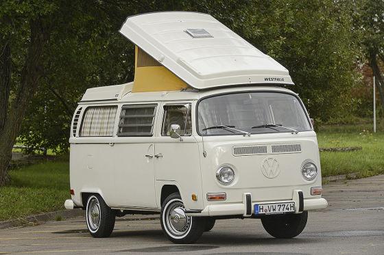 VW Bus T2a Westfalie