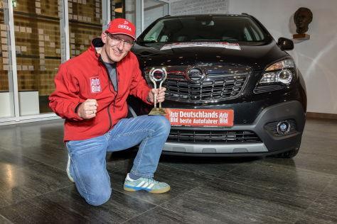 Deutschlands beste Autofahrer alle Gewinner
