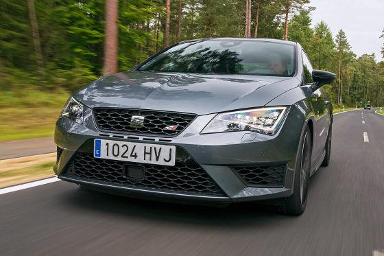 Seat Leon Cupra 280 Performance