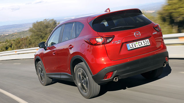 video: mazda cx-5 facelift (2015) - autobild.de