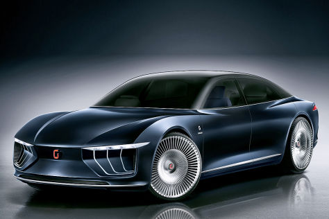 Screenshot Italdesign Giugiaro GEA