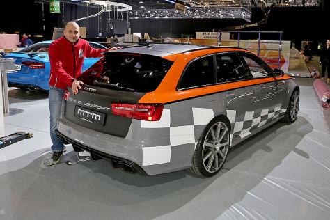 MTM Audi RS 6 Clubsport