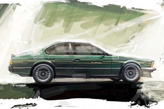 Alpina B7 S Turbo Coupe
