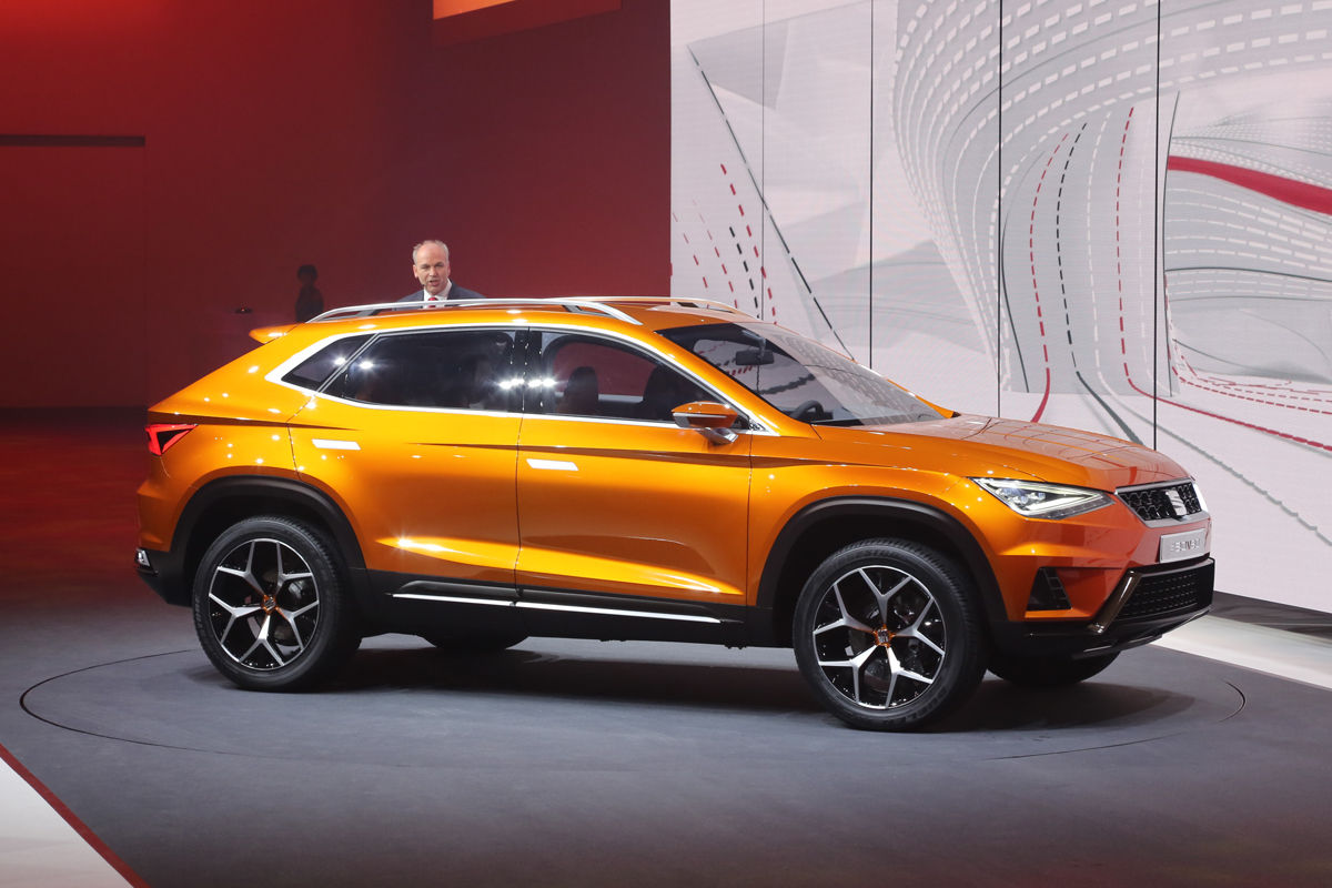 seat pins future profitability on new suv which could spawn a range of new suv 39 s for the spanish. Black Bedroom Furniture Sets. Home Design Ideas