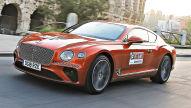 Bentley Continental GT (2017): Test