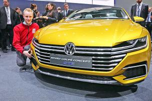 Blick auf die VW-Zukunft