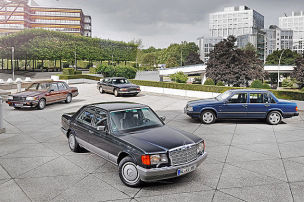 Vergleichstest Business-Limousinen
