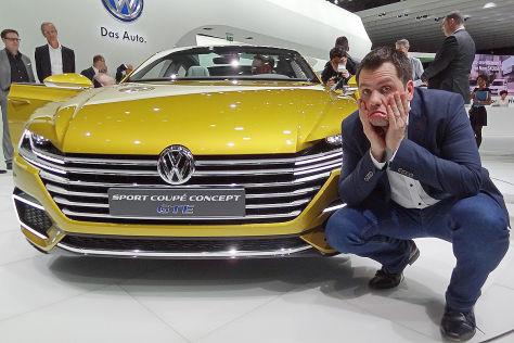 Autosalon Genf 2015: Tops und Flops