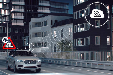 Mobile World Congress: Volvo vernetzt 1000 Autos