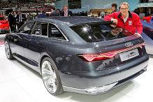 Daraus k�nnte der Audi A9 Avant werden