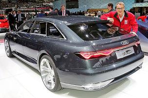 Wird das der Audi A9 Avant?
