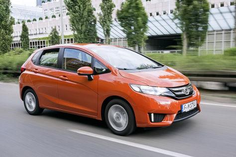 Honda Jazz (Autosalon Genf 2015): Sitzprobe