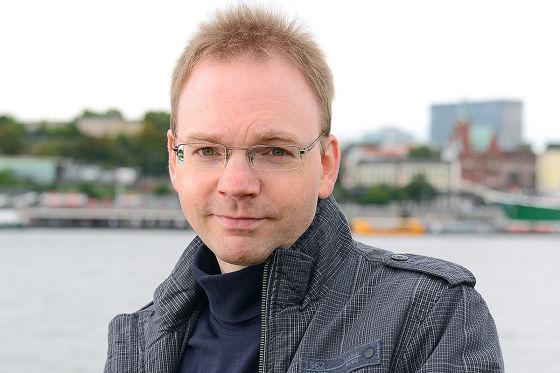 Redakteur Hinrich Blume