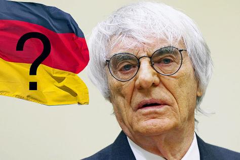 Verwirrung um deutschen Grand Prix